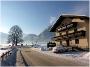 Haus Drei Linden Ferienwohnung Winter