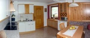 Küche Ferienwohnung Drei Linden Schwendau
