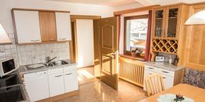 Küche Appartement Zillertal Mayrhofen Hippach